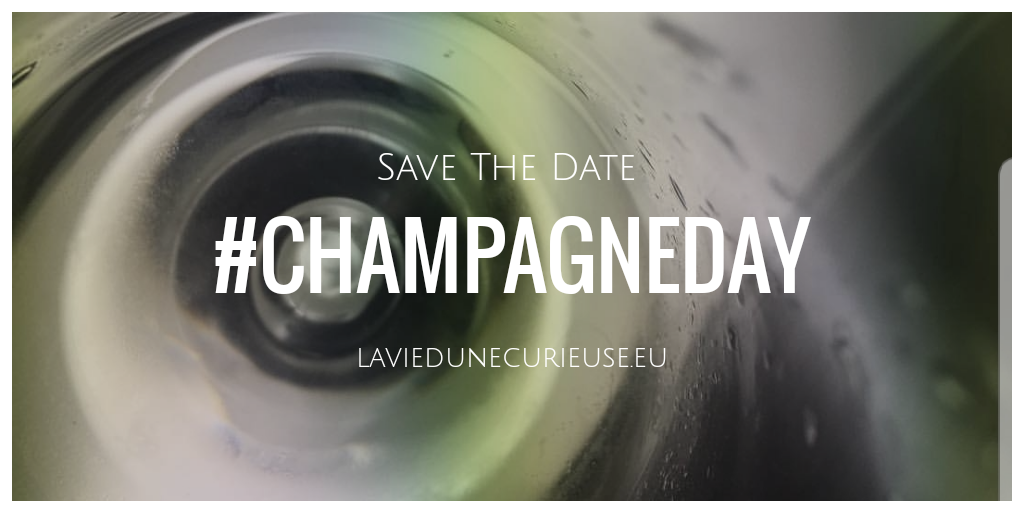champagneday une